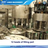Máquina tampando de enchimento do líquido automático do frasco