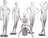 يشبع جسم [فيبرغلسّ] أنثى عارض الأزياء لأنّ نمط مخزن عرض