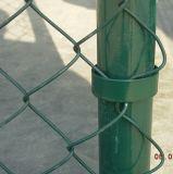 Belüftung-überzogener temporärer Draht-Filetarbeits-Zaun-Superqualität mit Cer SGS-ISO