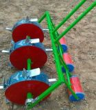 애크미 신형 3은 3개의 바퀴 옥수수 파종 비료 재배자 설명서 파종기를 젓는다