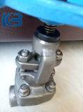 O API 602 forjou a válvula de porta F304 de aço