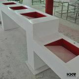 Hoog Opgepoetste Kunstmatige Countertop van de Steen van het Kwarts voor Huis en Hotel