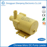 Pompe à moteur électrique de la catégorie comestible 24V fabriquée en Chine
