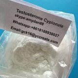 Testoterone steroide grezzo farmaceutico Cypionate 58-20-8 della CYP della prova della polvere