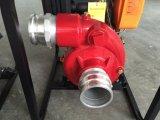 Bomba de agua diesel de la alta elevación del arrabio de 4 pulgadas/bomba de agua centrífuga Fshwp40d