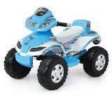 건전지에 의하여 운영한 장난감 차가 장난감 차에 아기 전기 탐에 의하여 전기 장난감 차 아이들 농담을 한다