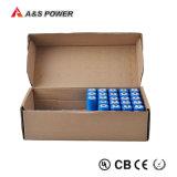 Bateria de íon de lítio recarregável 18650 3.7V 2200mAh com o tampão sem fios