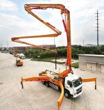 XCMGの公式の製造業者Hb39k 39mのトラックによって取付けられる具体的なポンプ