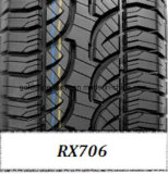 Neumático del coche de UHP, neumático 185/70r13 205/55r16, 205/40r17 225/40r18 de la polimerización en cadena