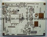 Weiß 2 Schicht gedruckte Schaltkarte mit Doppelt-Seite Fr4 gedruckte Schaltkarte