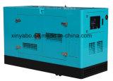 リカルド150kVAの防音のおおいが付いているディーゼル機関によって動力を与えられる無声ディーゼル発電機セット
