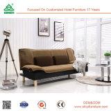 米国式のホーム家具ファブリックチェスターフィールド3のシートのソファーセット