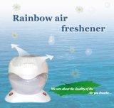 무지개 건강한 물은 공기 청정제의 기초를 두었다