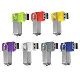 Preiswertestes Preis-Förderung-Geschenk-Metallschwenker USB-Blitz-Laufwerk