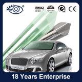 Adesivos para pára-brisas do lado do carro Luz verde janela Solar Tint Film