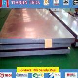 6063-T6 de Plaat van het aluminium