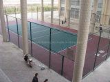 Im Freien u. Innenblockierenvolleyball-Gerichts-Fußboden-Fliese, Volleyball-Fußboden (Volleyball-Goldsilber-Bronze)