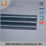 DIN975 Zp штанги продетые нитку HDG все продевают нитку стержень с высоким качеством