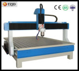 Machine de gravure en plastique de commande numérique par ordinateur découpant la machine de découpage de machine