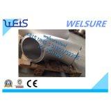 Te inoxidable del tubo de acero del Bw S32304