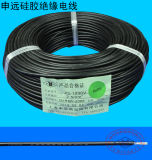 Cable de alambre de la calefacción del caucho de silicón de Jgg 2m m 3kv 6kv 10kv