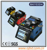 Skycom T-107h 눈 섬유 용접 기계