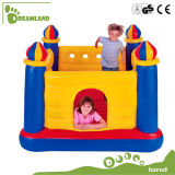 Kids Toy Inflatable Bouncy Castle Combo avec toboggan aquatique