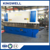 Frein de plaque métallique de presse hydraulique à vendre (WC67Y-125TX4000)