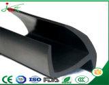 Guarnizione di gomma dell'espulsione del silicone NR dell'OEM/sigillo alla porta