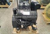 Curso F2l912 4 Deutz de refrigeração do ar de motor Diesel do misturador do caminhão
