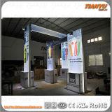 Projetar o carrinho modular da exposição