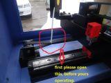 Grabado del laser de la alta precisión y cortadora