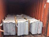 Granito scuro fiammeggiato della lastra di G654 Padang piccolo per la pavimentazione/parete/controsoffitti