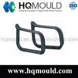 Инжекционный метод литья части подлокотника пластичной мебели PP вспомогательный