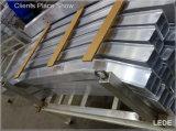 CNC de cinco ejes Gantry Centro de máquinas serie de perfil de aluminio de fresado (Parachoques Auto)