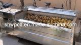 식물성 청소와 껍질을 벗김 기계 또는 솔 청소 기계