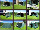 テントのトレーラー/折るトレーラー