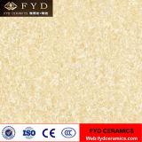 плитка 600X600mm 800X800mm Porcelanato желтая Pulati Polished (FP6003)
