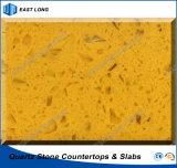 De duurzame Kunstmatige Plak van het Kwarts voor Countertops/Tafelbladen/de Bovenkanten van de Ijdelheid met SGS Rapport (Enige kleuren)