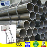 168mm Od X 3mm重量によって熱転送されるBlack ERW Round Steel Pipe