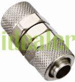 Raccord pneumatique en caoutchouc en laiton de haute qualité avec Ce / RoHS (RPUC)