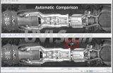 عادية قرار [بورتبل] تحت عربة مراقبة [سكنّينغ] [إينسبكأيشن سستم] مع آليّة [نومبر بلت] تمييز