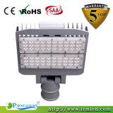 Indicatore luminoso di via di alluminio esterno economizzatore d'energia del giardino 100W LED della strada
