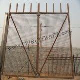 358 гальванизированных загородок Fr3 высокия уровня безопасности