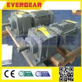 Reductor de velocidad helicoidal de la serie de R con el motor de 380V Electiric