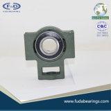 クロム鋼の鋳鉄のピロー・ブロックベアリングUCT206