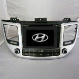 Reproductor de DVD del coche para Hyundai IX35 con la conexión ISDB-T del espejo del RDS