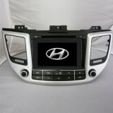 DVD-плеер автомобиля для Hyundai IX35 с соединением ISDB-T зеркала RDS