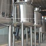 El tanque de mezcla del Stir magnético de la calefacción de vapor del acero inoxidable