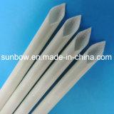 Пламя - retardant стеклоткань силикона Sleeving для проводки провода